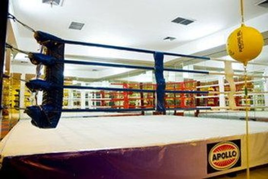 Buddy Lodge Hotel: Buddy Muay Thai