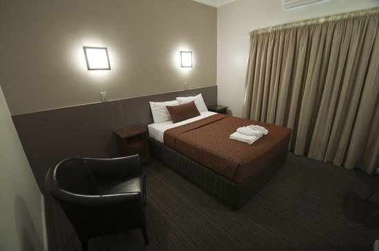City Oasis Inn: Executive Room