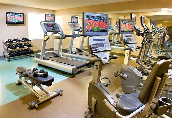 Residence Inn by Marriott Long Beach Downtown: Fitness Center