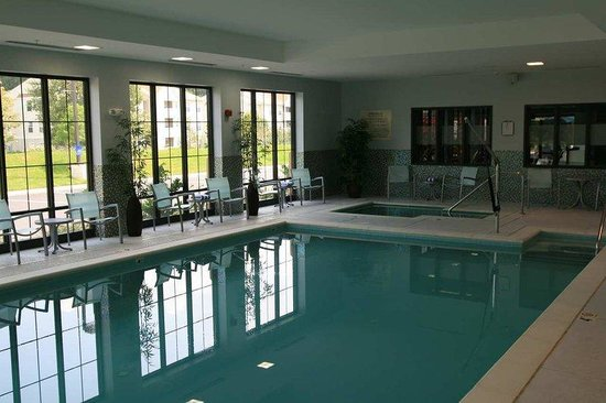 Smithfield, : Indoor Pool &amp; Hot Tub