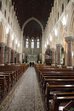 Cobh, : Main aisle