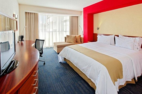 Holiday Inn Express Guadalajara Expo: Single Bed Guest Room