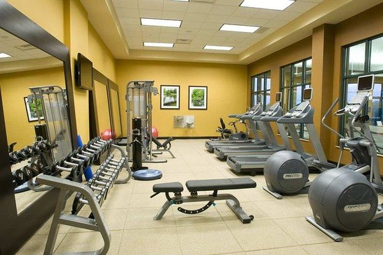 Embassy Suites Columbus - Airport: Fitness Center