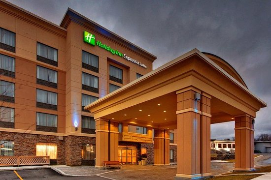 Holiday Inn Express Hotel & Suites Kingston: Hotel Exterior