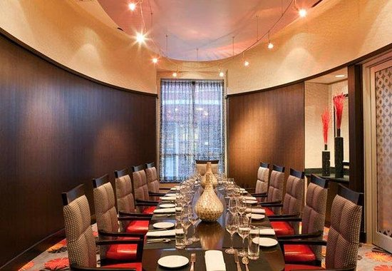Renaissance Boston Hotel &amp; Spa at Patriot Place: Private Dining Room