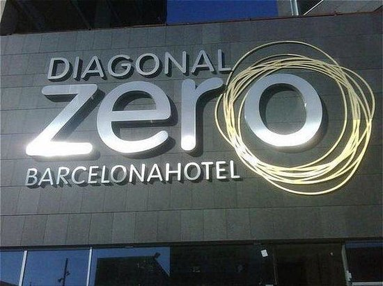 Hotel Diagonal Zero: Exterior View