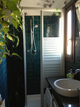 B&amp;B Il Cielo: Bathroom