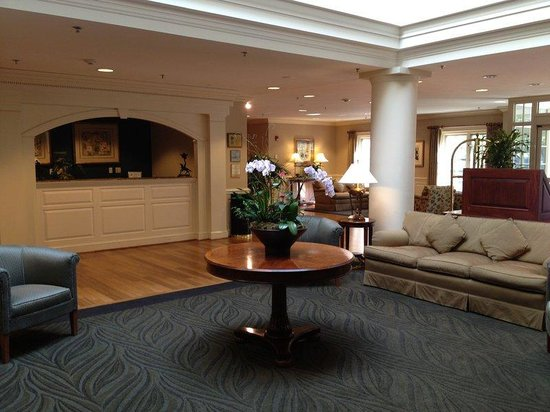 Rizzo Conference Center: Hotel Lobby