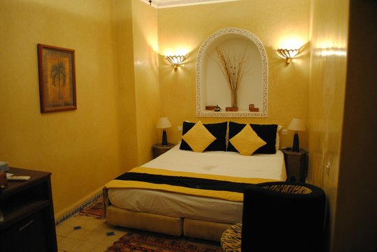 Riad Jonan: Superior room