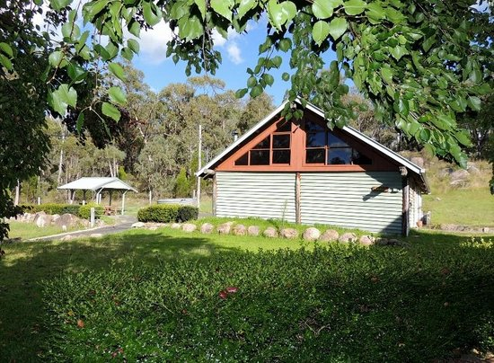 Ballandean, Αυστραλία: Loft Chalet - Excellent for groups or families