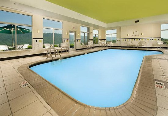 Fairfield Inn & Suites Chattanooga I-24/Lookout Mountain: Indoor Pool