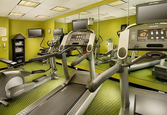 Fairfield Inn & Suites Chattanooga I-24/Lookout Mountain: Fitness Center