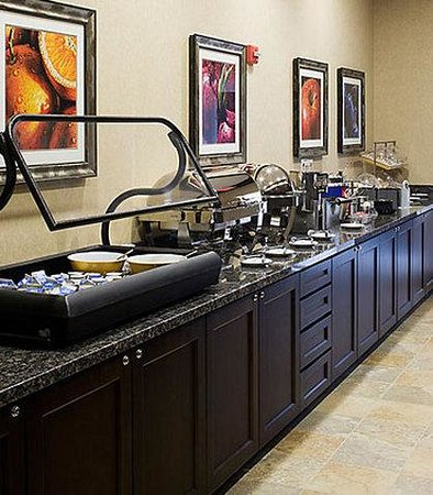 TownePlace Suites Tucson Airport: Breakfast