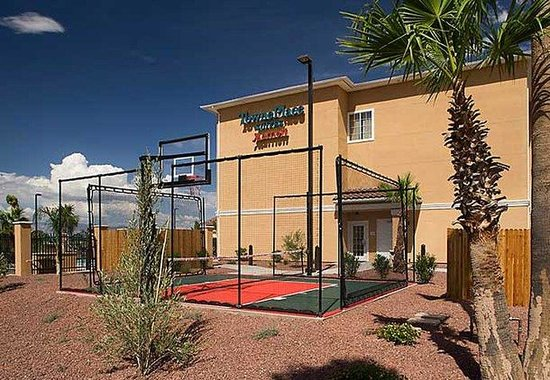 TownePlace Suites Tucson Airport: Sport Court