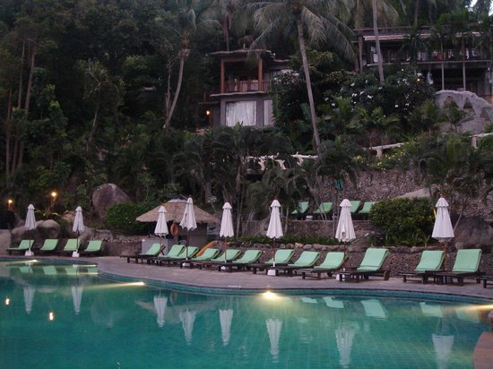 Panviman Resort - Koh Pha Ngan: piscina