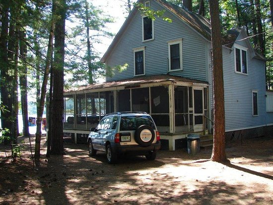 Anchorage at the Lake: Trapp House