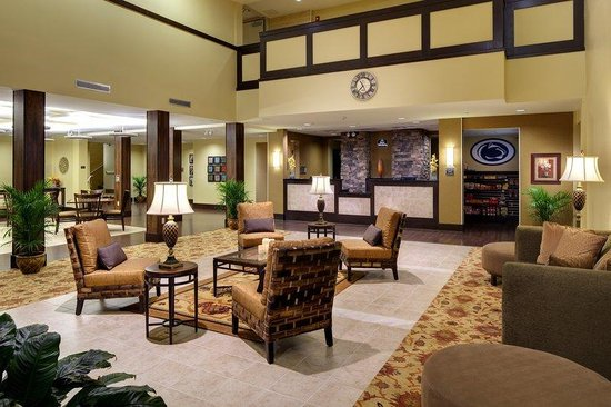 BEST WESTERN PLUS University Park Inn & Suites: Hotel Lobby