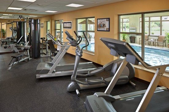 BEST WESTERN PLUS University Park Inn & Suites: Fitness Center