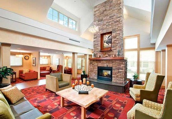 Residence Inn North Conway: Gatehouse