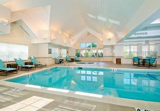 Residence Inn North Conway: Indoor Pool
