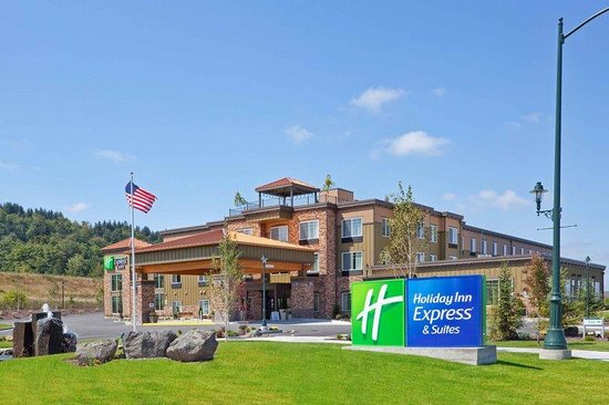 Holiday Inn Express Hotel & Suites North Sequim: The newest Hotel in Sequim