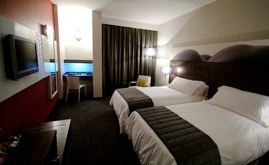 Crowne Plaza Johannesburg - The Rosebank: Double Bed Guest Room
