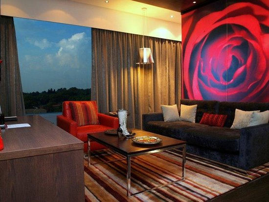 Crowne Plaza Johannesburg - The Rosebank: Presidential Suite