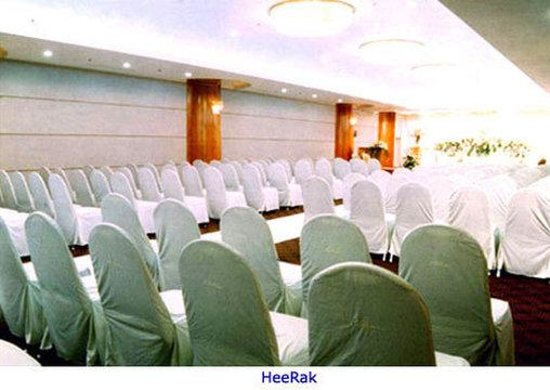 Hotel Commodore Busan: Heerak