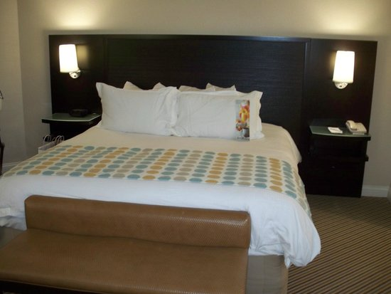 Buena Vista Palace Hotel & Spa: King Bed