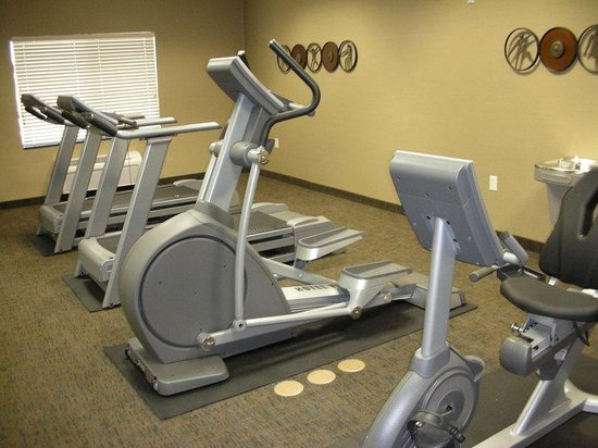 Holiday Inn Express Hotel & Suites Mount Airy South: Fitness Center