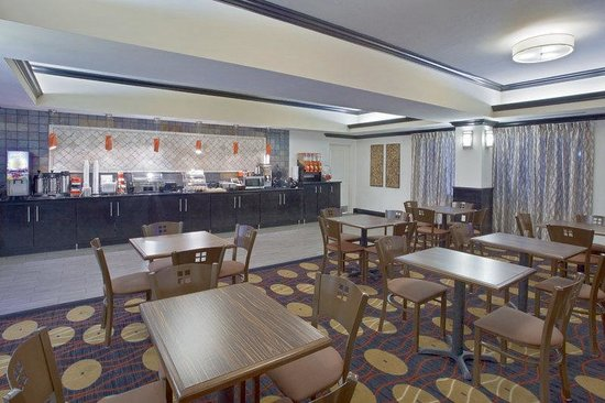 La Quinta Inn & Suites Conway: Breakfast Area