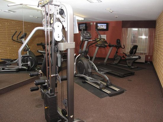 Hillsboro, Teksas: Fitness Center