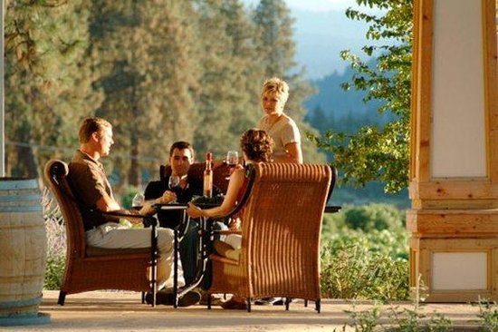 The Lodge at Riverside: Valley View Winery