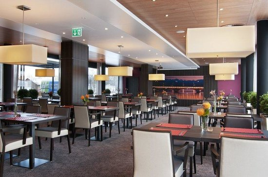 Holiday Inn Express Zurich Airport: Restaurant