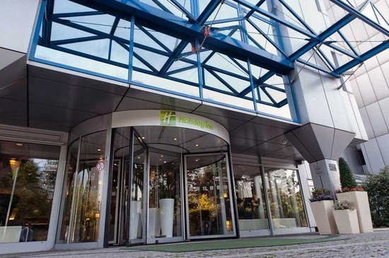 Holiday Inn Berlin City East : Hotel Exterior new