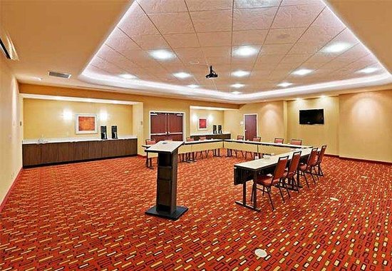 Courtyard by Marriott Tulsa Woodland Hills: Meeting Room