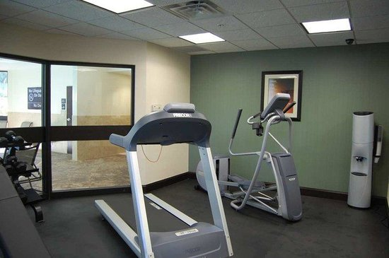 McAlester, OK : Fitness Center