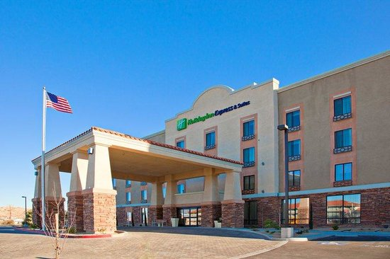 Holiday Inn Express Hotel & Suites Twentynine Palms: The Holiday Inn Express TwentyNine Palms, close to Joshua Tree