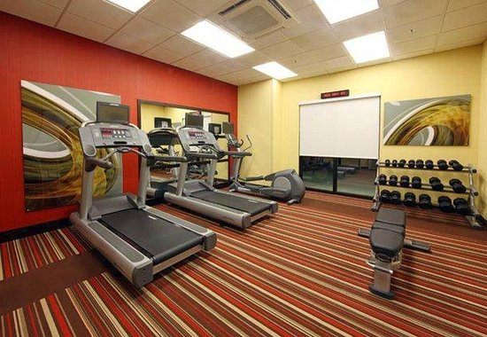 D&#39;Iberville, MS: Fitness Center