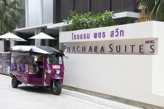 Phachara Suites: Tuk Tuk