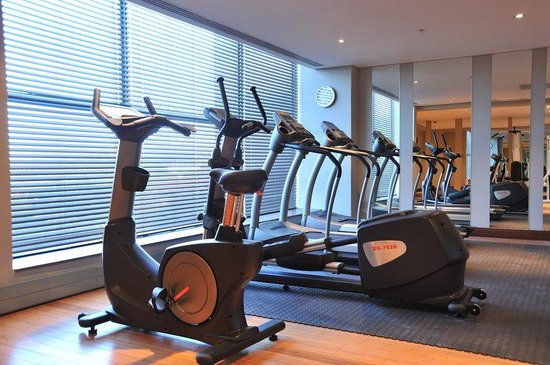 Holiday Inn Johannesburg-Rosebank: Gym
