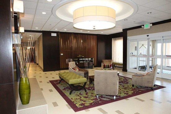 Homewood Suites by Hilton Oxnard: Lobby