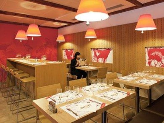 Lancy, Switzerland: Restaurant