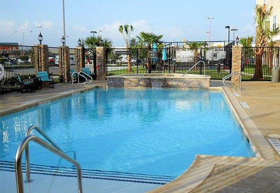 Residence Inn Houston Katy Mills: Outdoor Pool & Spa