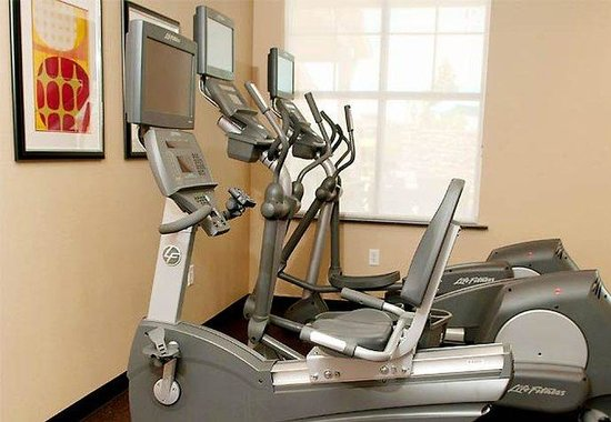 Residence Inn Houston Katy Mills: Exercise Room