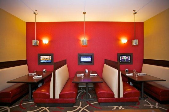 Holiday Inn - Hamilton Place: Fuse Restaurant