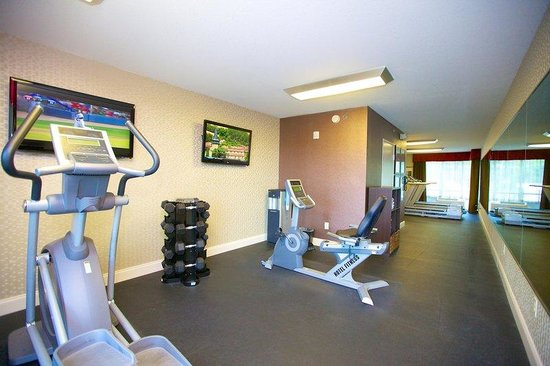 Holiday Inn - Hamilton Place: Gym