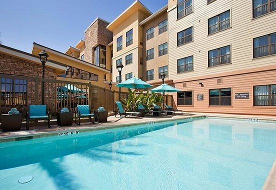 Residence Inn San Diego North/San Marcos: Outdoor Pool