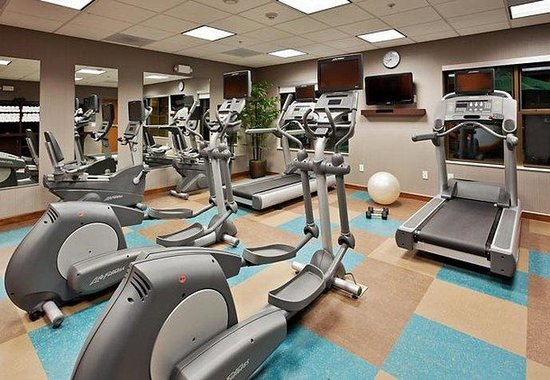 Residence Inn San Diego North/San Marcos: Fitness Center