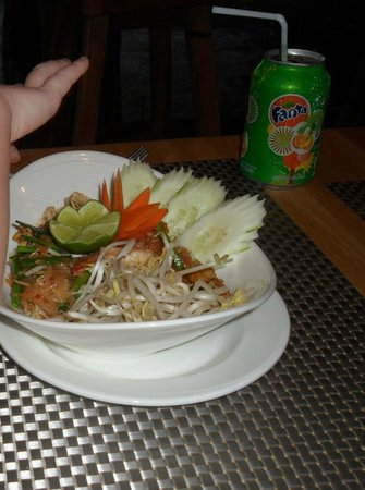 Koh Yao Yai, Thaïlande : Food in Betterview
